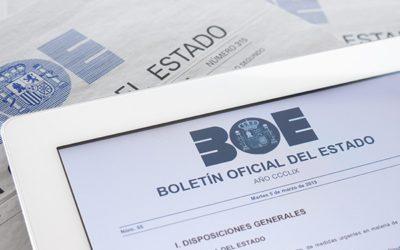 El BOE publica las bases reguladoras y la convocatoria de ayudas a pescadores por la paralización temporal de la flota como consecuencia del COVID-19