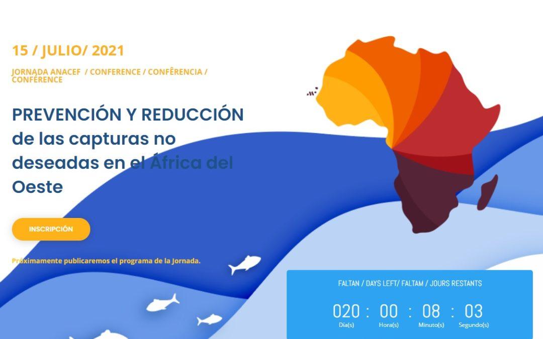 Comienza la cuenta atrás para la celebración de la jornada «Prevención y reducción de las capturas no deseadas en el África del Oeste»